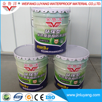 Manufacturer Supply Single Component Polyurethane Roofing Waterproof Coating