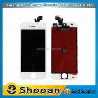 100% original for iphone 5 touch screen lcd excellent