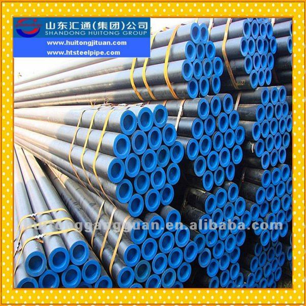 "OD 1/2"" to 14"" Hot Rolled And Cold Drawn Thick Wall Semaless Din C20 Carbon Steel Pipe From Huitong Group"