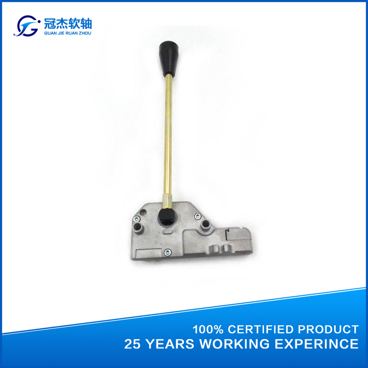 GJ1134A flexible shaft controller with fine design for multitandem valve
