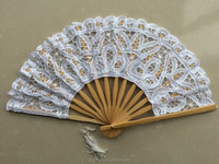 bridal lace hand fan good wedding gifts for guests