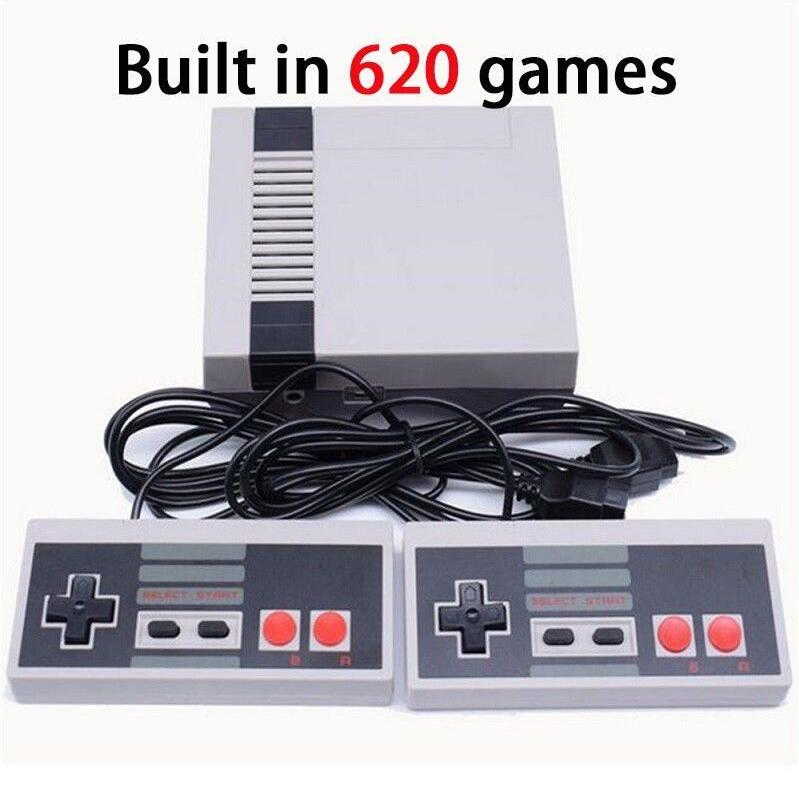 MINI Retro - TV Game Console Built-in 620 Classic Games