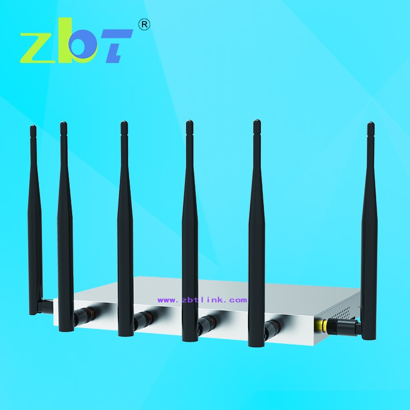 High quality 1200mbps 3g/4g gps router