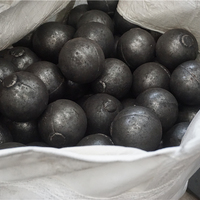Minerals Processing Cast Chrome Steel Ball