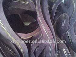Wholesale products metal zipper yard