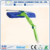 Eco-friendly extensible handle glass window cleaner squeegee