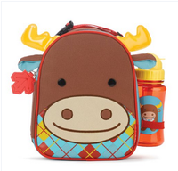 Zoo Lunchie & Bottle Set, Moose