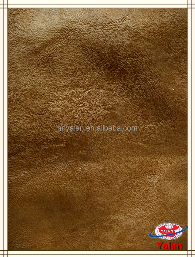 High quality super soft washing synthetic pu leather imitation dyeing faux/fake/artificial leather