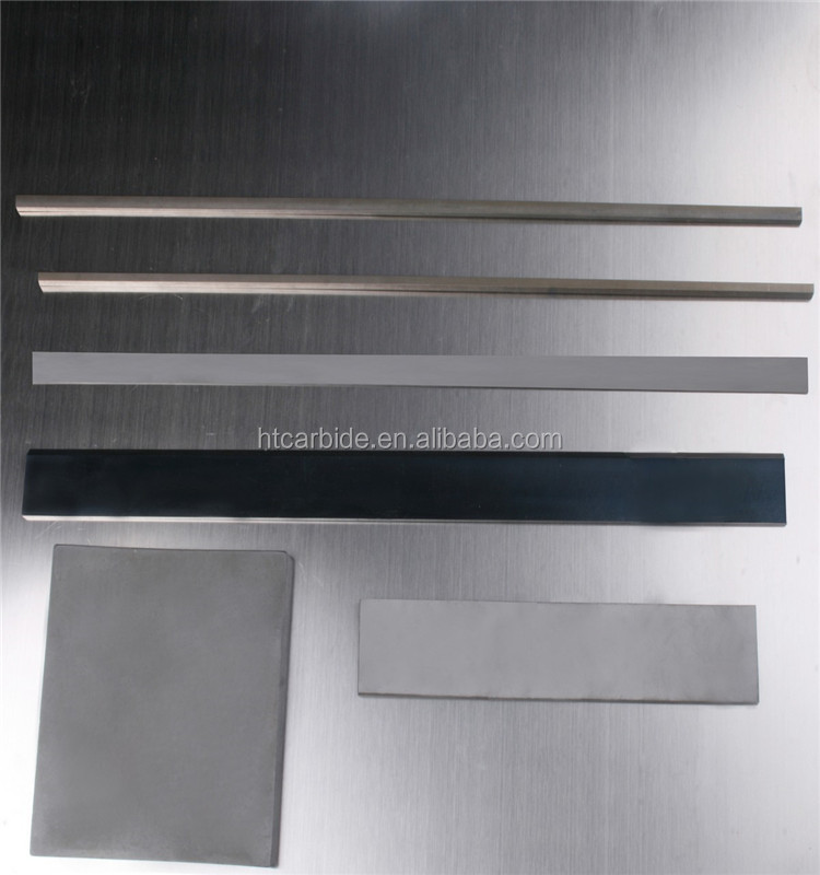 High Quality Sintered Bimetal Cemented Carbide Tungsten Strips