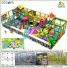 Free design CE & GS standard eco-friendly LLDPE kids indoor playground floor
