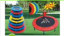 Factory first hand price cheap round trampoline,rectangle trampoline,roof trampoline with stair for sale