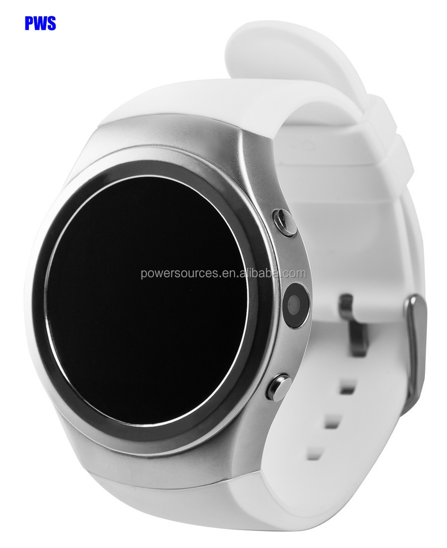 Touch Screen Round Design Smart Bluetooth Watch D20 gps watch phone