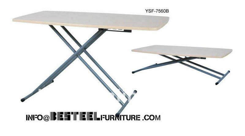 Multi-function adjustable up down table KC-7560B