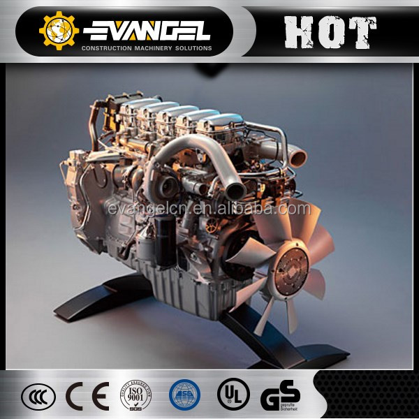 ShangChai Tractor Engine C6121ZG16a Diesel Engine For Oil Field Operation