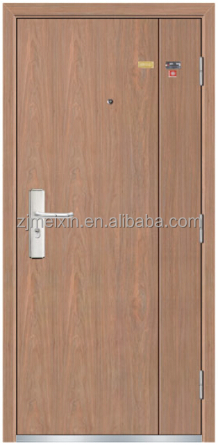 Single Leaf Professional Standard Safety Door Design Catalogue