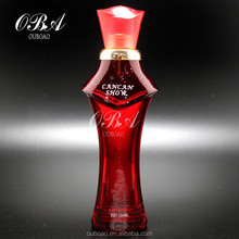 Suitable Women 100ml Perfume Glass Bottle & Spray Glass Bottles Of High-grade Cosmetics Bottles Can Be Sprayed Color
