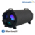 6 inch Powered Portable Wireless bluetooth bazooka bass with USB port