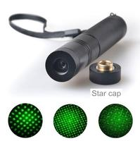 Green/Red /Blue Laser 303 Adjustable Focus Burning Match 100MW laser pointer caneta