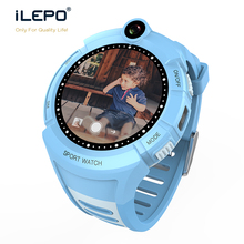 Smart watch kids gps with camera bt wrist watch gps sos watch with Sim Card for children