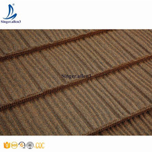 Insulated Stone Coated Metal Roofing Tiles Corrugated roofing materials shingles