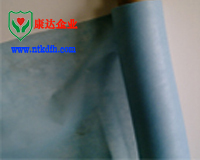 Protection PE coated fleece fabric