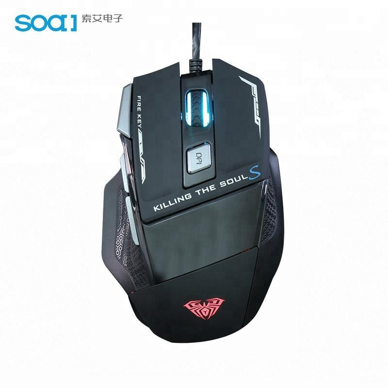 AULA SI-928S 7d gaming mouse usb wired mouse