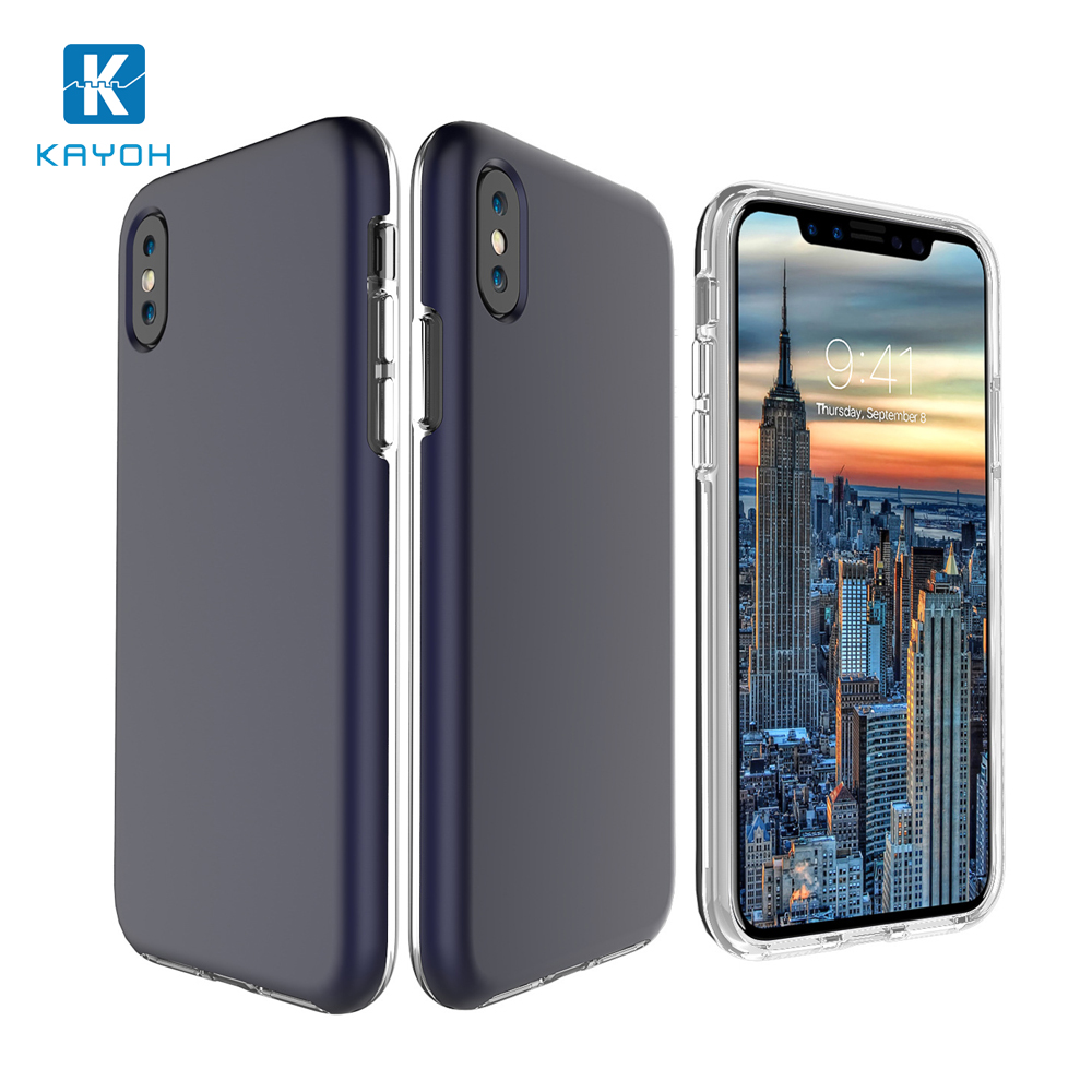 [kayoh]latest shockproof cell phone case for iphone 5s,oem china smartphone rubber case for iphone X