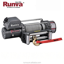 Runva CE Approved Factory Sale powerful 9000 lbs 12V fast line speed electric winch