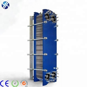 Design of plate heat exchanger with new gasket