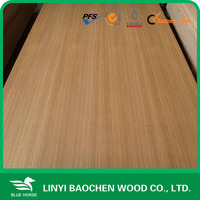 Megaply 18mm good quality,low price Teak plywood/fancy plywood/veneer plywood