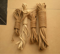 3-strand Hemp Rope For Sale