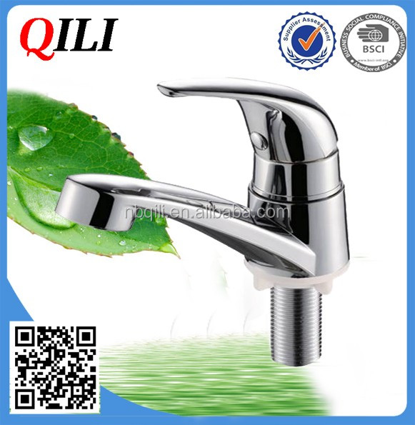 QILI plastic water container with faucet