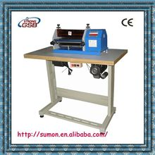 leather gluing machine/envelope gluing machine