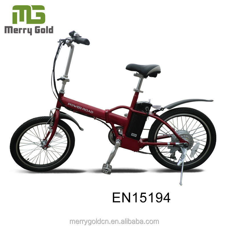 Very cheap and mini cute foldable electro bikes designed for lady