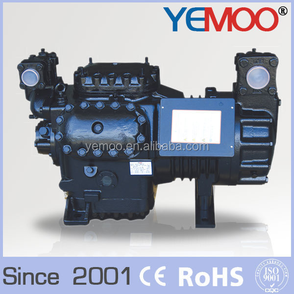 40hp semi-hermetic home cooling air conditioner compressor prices made by hangzhou Yemoo
