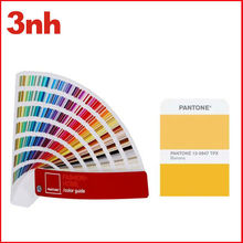 Pantone paint shade cards