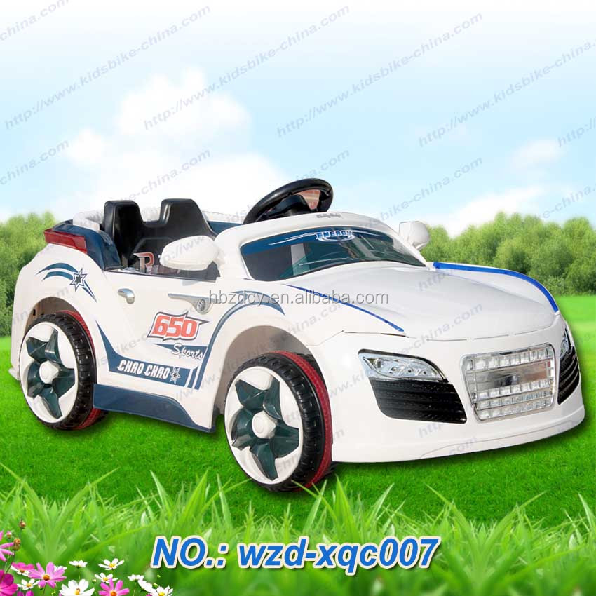 Land Rover children electric car Four wheel electric vehicle Can shock shock double seat ride on car