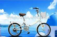 cheap folding bike / women's bicycle to be hot saled in china for sale