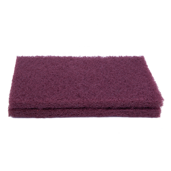 high quality 3M efficient non-woven scuff pad nylon scouring pad for polishing surface finishing