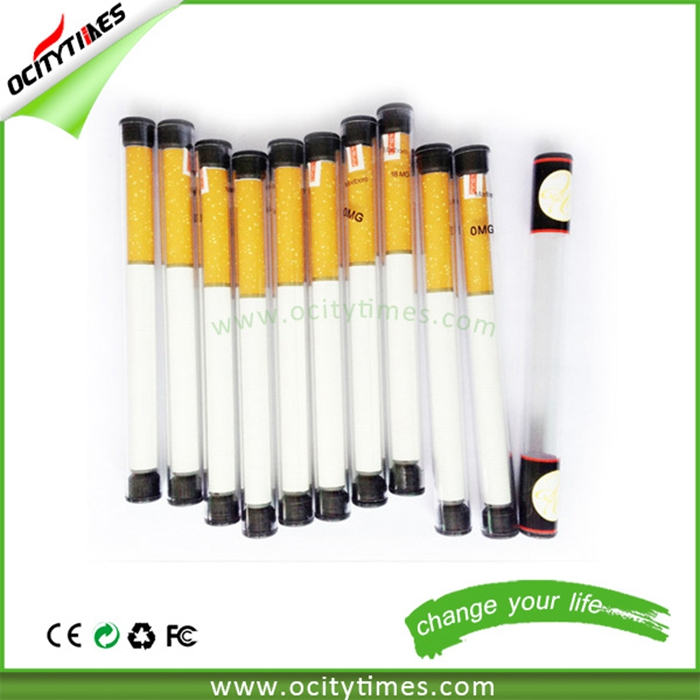 Top quality new version 600 puffs ecigarette disposable Ocitytimes vaporizer cartridge disposable with OEM service
