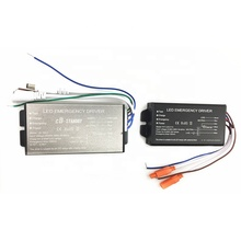 China factory supply led emergency back up driver with battery emergency 2-3 hours