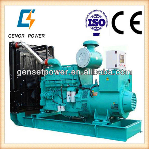 100kva to 1250kva Electric Power Fuel Free Generator with Cummins Engine