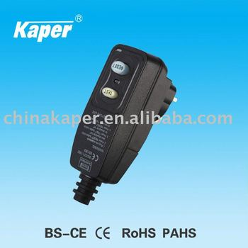 RCD Plug (KPPR-10-CP) 250V,50HZ,10A,with fuse