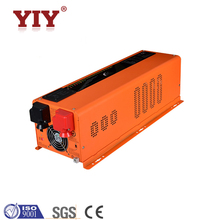 6000W dc to ac inverter with battery charger solar generators made in china inverter