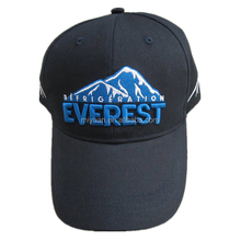 CANADA EVEREST top quality casual stone washed cotton polyester adult 3D embroidery patch golf cap hat with ear flaps