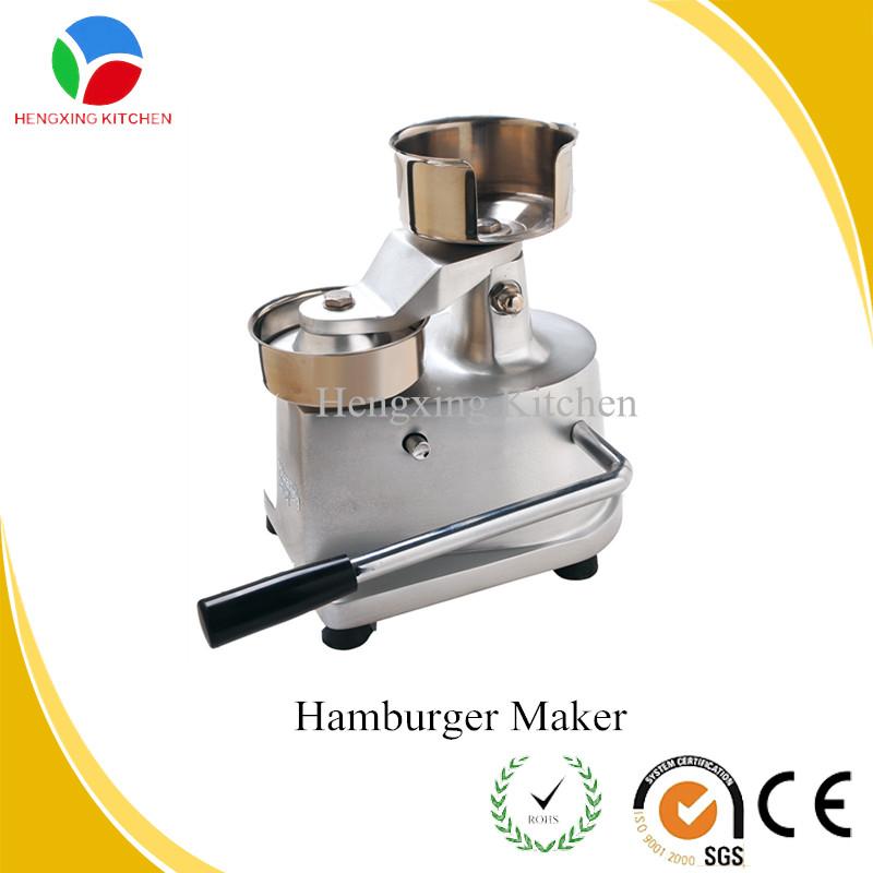 hamburger patty maker machine