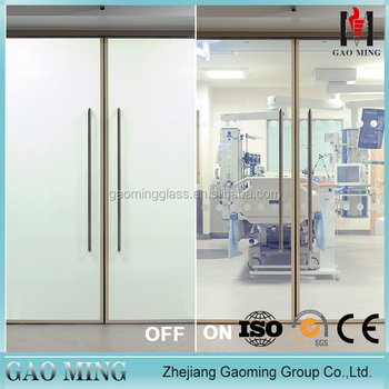 2015,alibaba trade assurance high-tech clear to frosted switchable smart glass panel DS-LP6865
