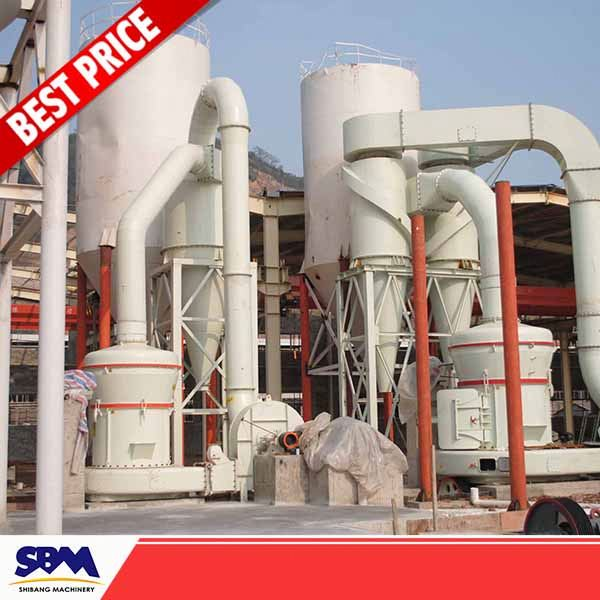 Nigeria used pulverizer limestone mill for rock phosphate
