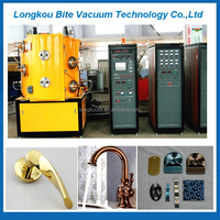 gold plating jewelry PVD coating for 24k gold plated jewelry/Gold Jewellery Trophy Coating Machine
