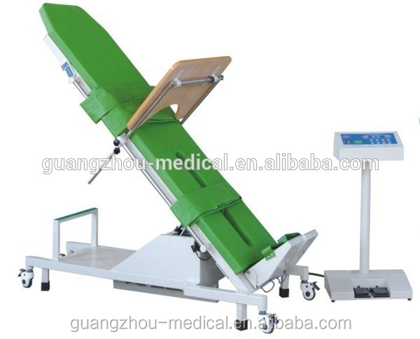 physical therapy equipment, Computer programming Medical physiotherapy Tilt Table